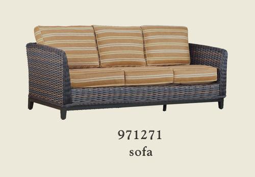 Patio Renaissance Catalina Collection Sofa
