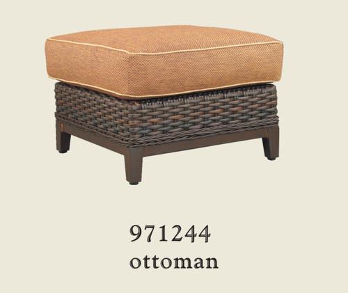 Patio Renaissance Catalina Collection Ottoman