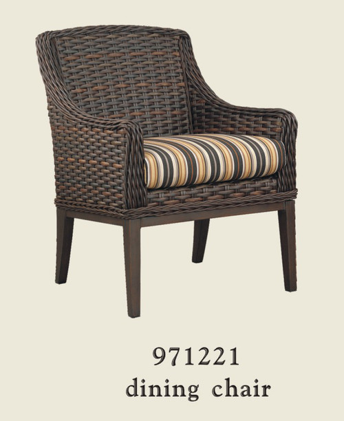 Patio Renaissance Catalina Collection Dining Chair