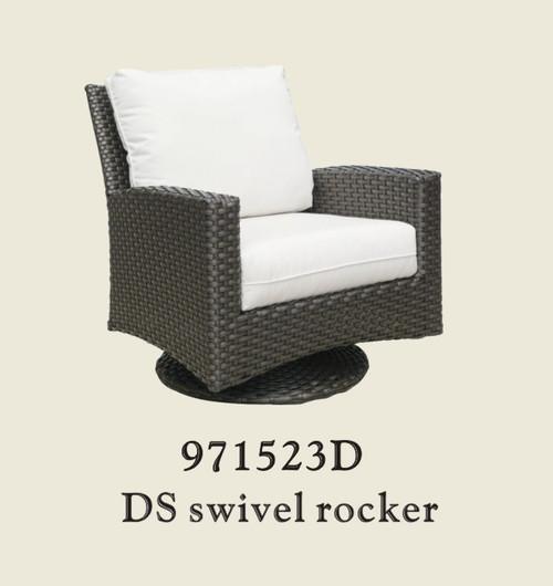 Patio Renaissance Kapaa Collection DS Swivel Rocker