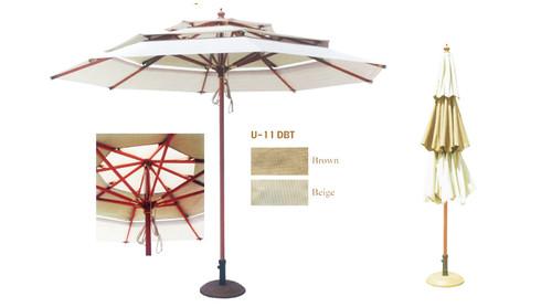 DWL Garden 11ft Umbrella