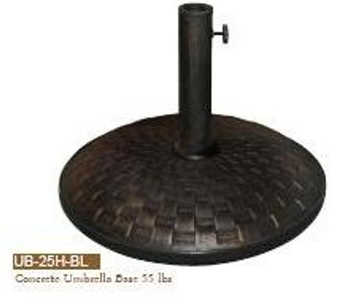 DWL Garden Concrete Umbrella Base-1