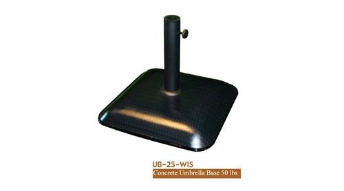 DWL Garden Concrete Umbrella Base-2