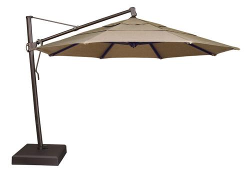 Treasure Garden Cantilever 13′ Umbrella  Octagon AKZ