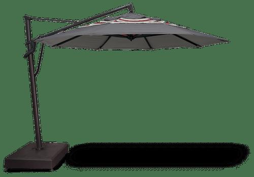 Treasure Garden Cantilever 11′ Umbrella Octagon  – AKZP Plus