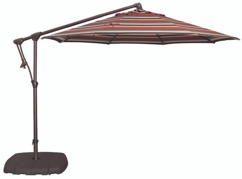 Treasure Garden Cantilever 10′ Octagon Umbrella  – AG19