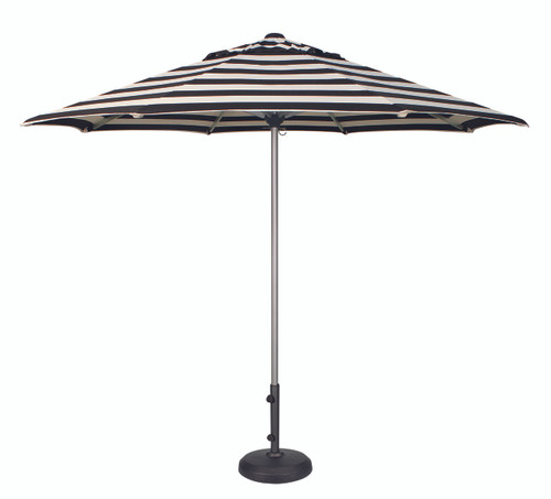 Treasure Garden 9′ Commercial Umbrella SWV (Single Wind Vent)