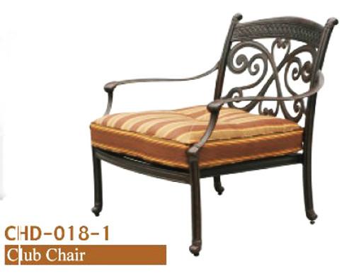 DWL Garden Monarch Club Chair