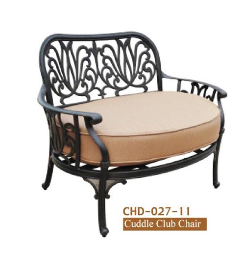 DWL Garden Lillian Cuddle Club Chair