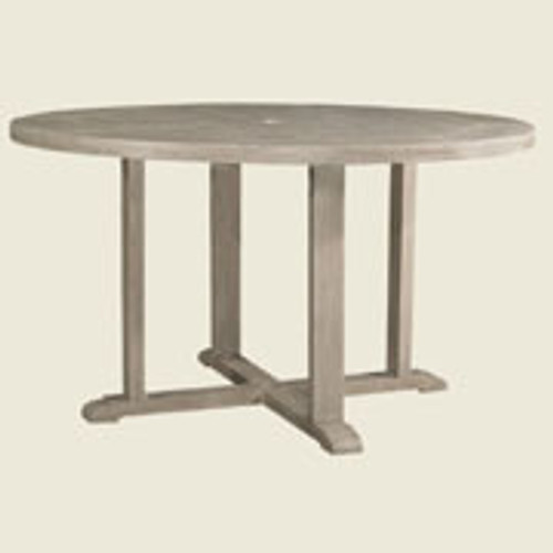 "Patio Renaissance Hampton 50"" Round Dining Table"