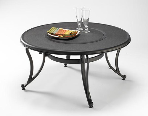 """Outdoor GreatRoom 31.5"""" Stonefire Gas Fire Pit Table"""