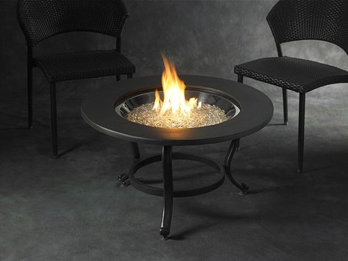 Outdoor GreatRoom Saturn Fire Pit Table