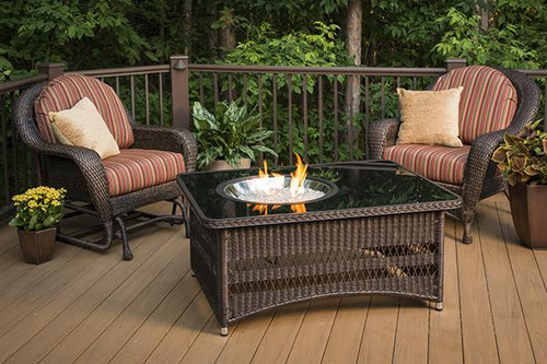 Outdoor GreatRoom Naples - Fire Pit Table