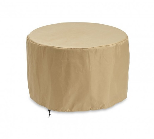 """Outdoor GreatRoom 50"""" Round Vinyl Fire Pit Cover"""
