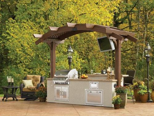 Outdoor GreatRoom Sonoma - Outdoor Kitchen