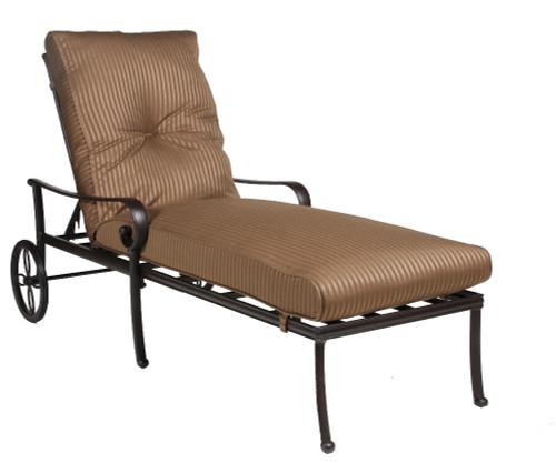 Hanamint - Santa Barbara Cushion Adjustable Chaise