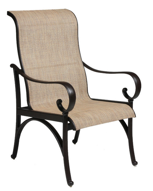 Hanamint  Santa Barbara Sling Dining Chair