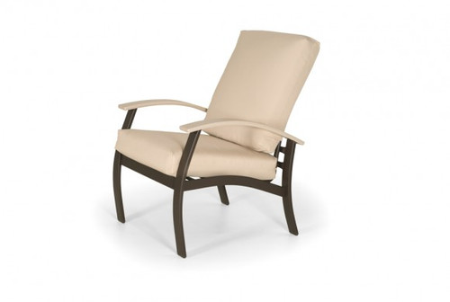 Telescope Casual Belle Isle Cushion Arm Chair with MGP Accents