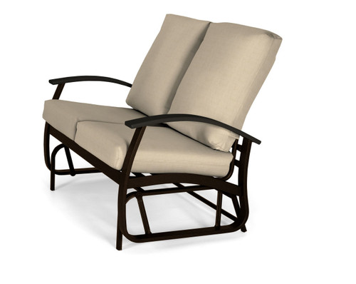 Telescope Casual Belle Isle Cushion 2 Seat Glider with MGP Accents