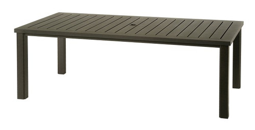 "Hanamint Table, Sherwood 44""x68"" Rectangular Table"