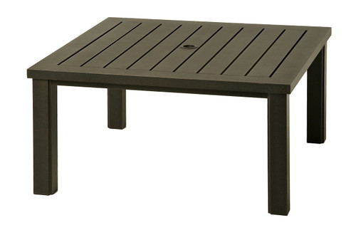 "Hanamint Table Sherwood 44"" Square Coffee Table"