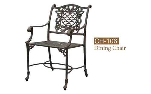 DWL Garden Cambridge Dining Chair