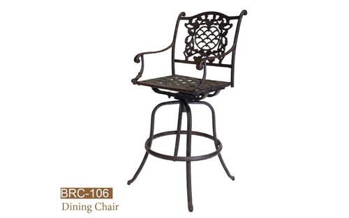 DWL Garden Cambridge Bar Swivel Chair