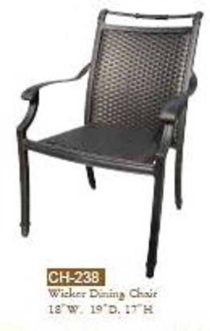 DWL Garden Livingston Dining Chair