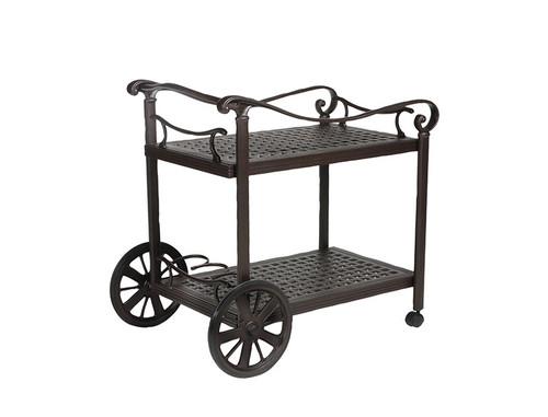 Hanamint Cast Tea Cart