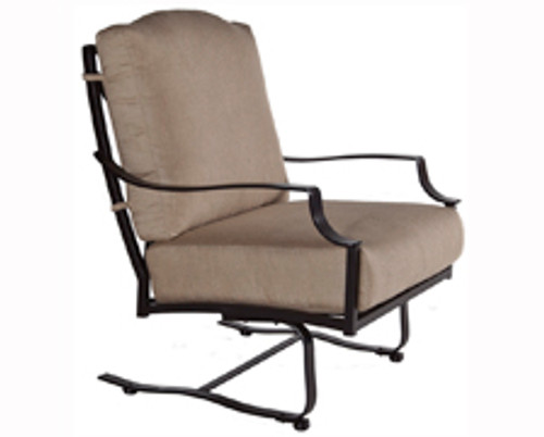 OW Lee Madison Spring Base Lounge Chair