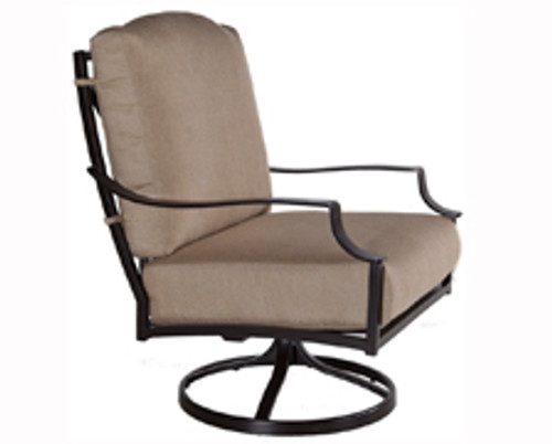 OW Lee Madison Swivel Rocker Lounge Chair