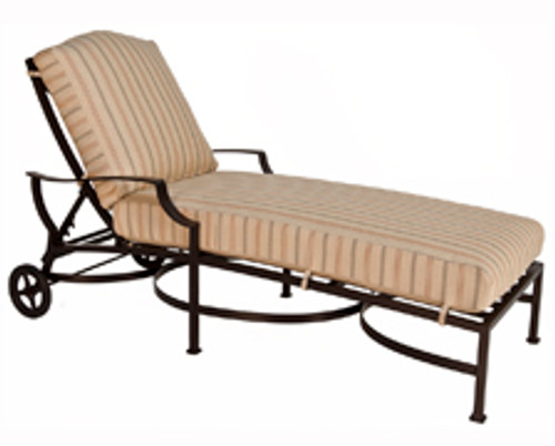 OW Lee Madison Adjustable Chaise