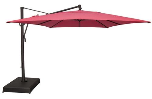 Treasure Garden Cantilever 10' x 13' Rectangle Umbrella  AKZRT