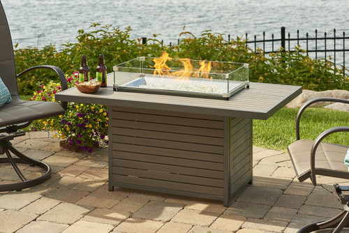 Outdoor Greatroom - Brooks Fire Pit Table
