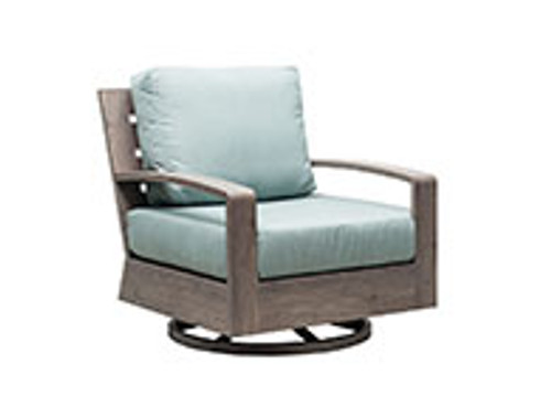 Patio Renaissance Seattle Collection DS Swivel Rocker