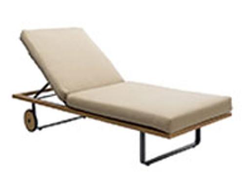 Patio Renaissance Aspen Collection Chaise