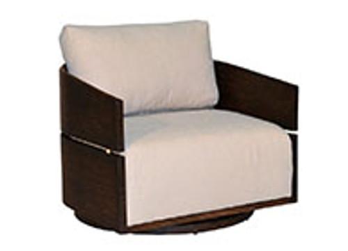 Patio Renaissance Tribeca Collection Swivel Lounge Chair