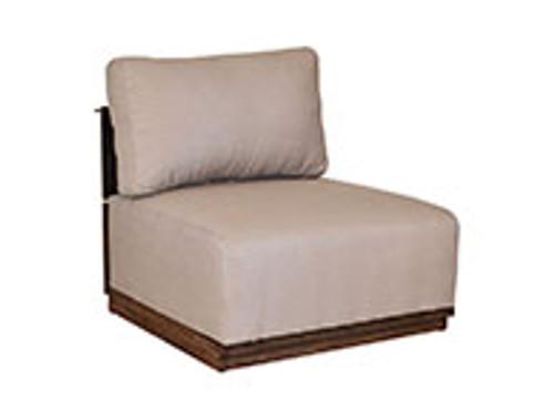 Patio Renaissance Tribeca Collection Armless Chair