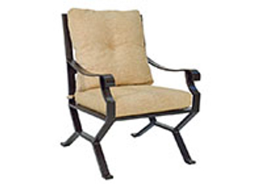 Patio Renaissance Sonoma Collection Cushioned Dining Chair