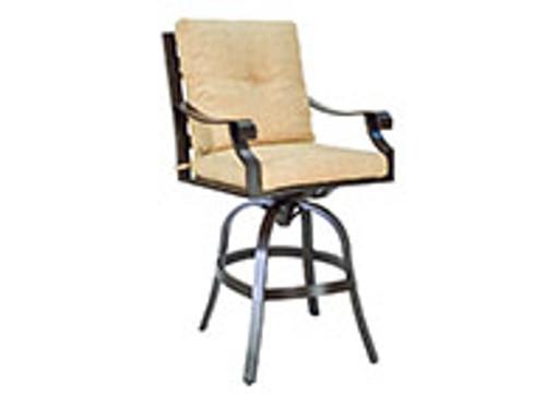 Patio Renaissance Sonoma Collection Cushioned Bar Chair
