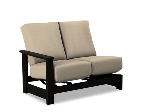 Telescope Casual Leeward MGP Cushion, Right Arm Two-Seat Hidden Motion Sectional