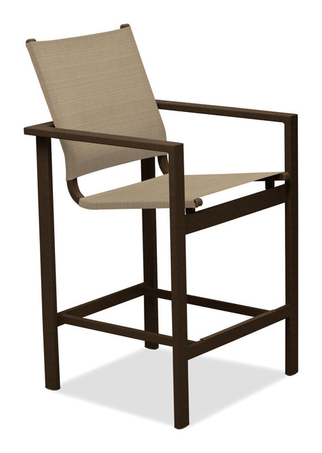 Telescope Casual, Tribeca Sling, Balcony Height Cafe Chair