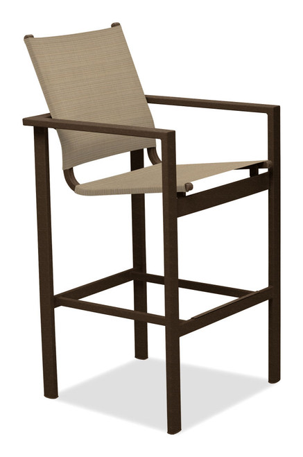 Telescope  Casual, Tribeca Sling, Bar Height Cafe Chair