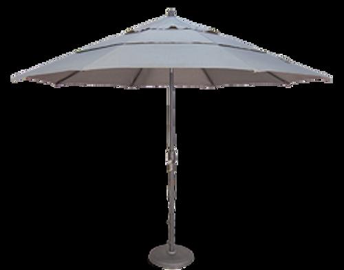 Treasure Garden Market Umbrella, 11' Auto Tilt UM8122 DWV