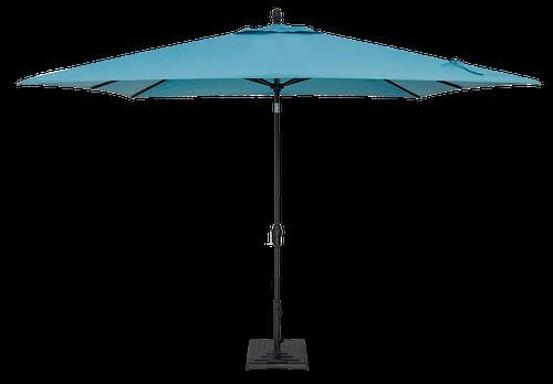 Treasure Garden Market Umbrellas, 8' x 10' Auto Tilt Rectangle
