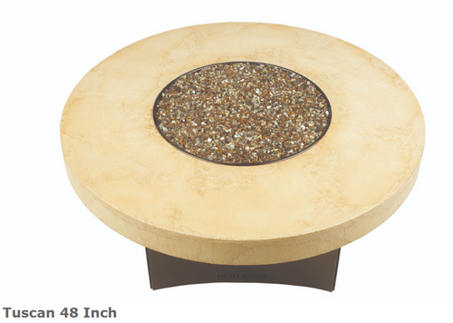 """Oriflamme Tuscan 48"""" Fire Table"""