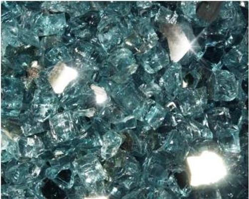 Oriflamme Azuria Reflective Fire Table Fire Glass (Per Pound)