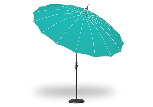 Treasure Garden Specialty Umbrella, Pagoda