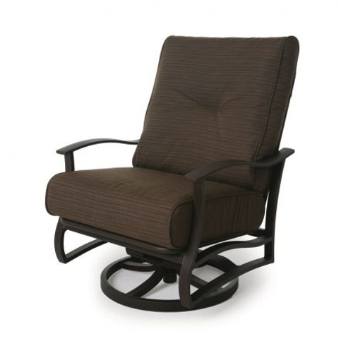 Mallin Casual, Albany Cushion Swivel Rocking Lounge Chair
