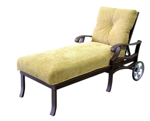 Mallin Casual, Anthem Cushion Chaise